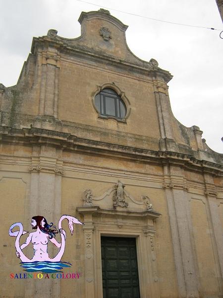 chiesa matrice di spongano
