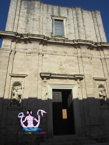 chiesa matrice di supersano
