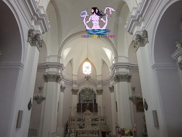 chiesa matrice interni