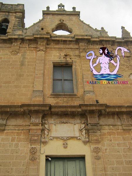 chiesa di san giuseppe a montesano salentino