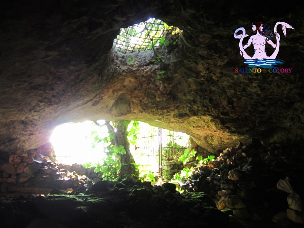 cripta della Trinità a ruffano