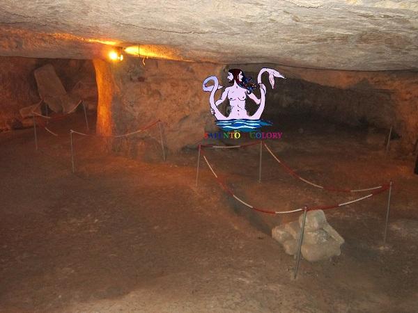 cripta di san marco a ruffano