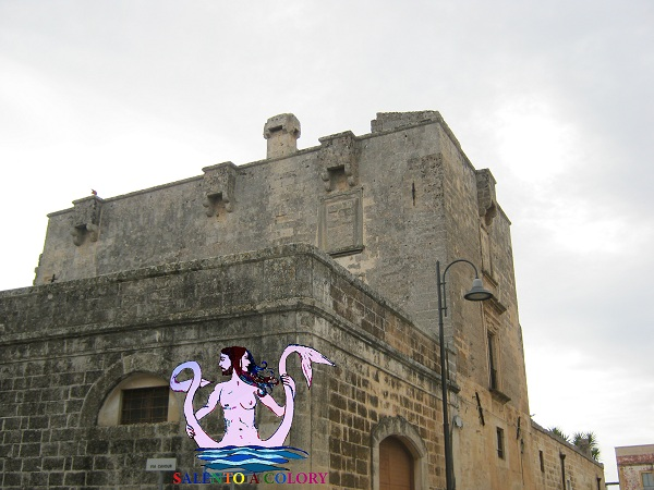 palazzo fortificato