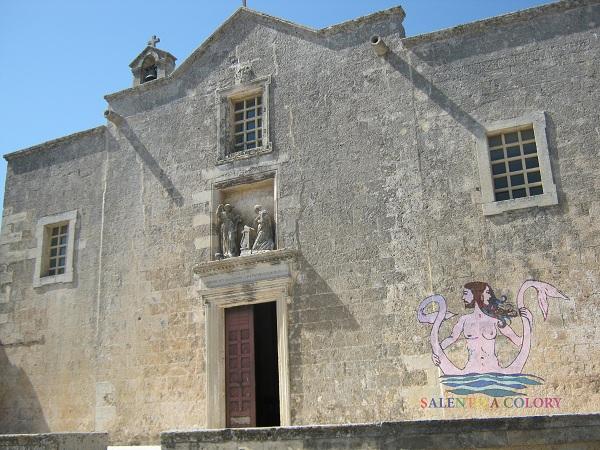 chiesa matrice di sanarica