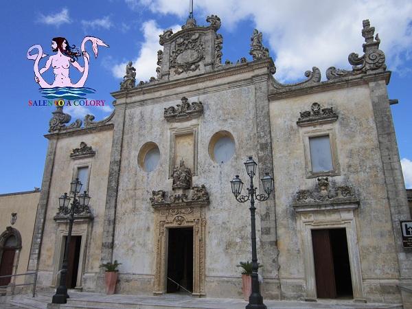 Santuario Madonna delle Grazie a Sanarica