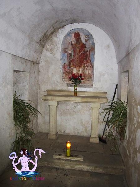 cappella di san giovanni