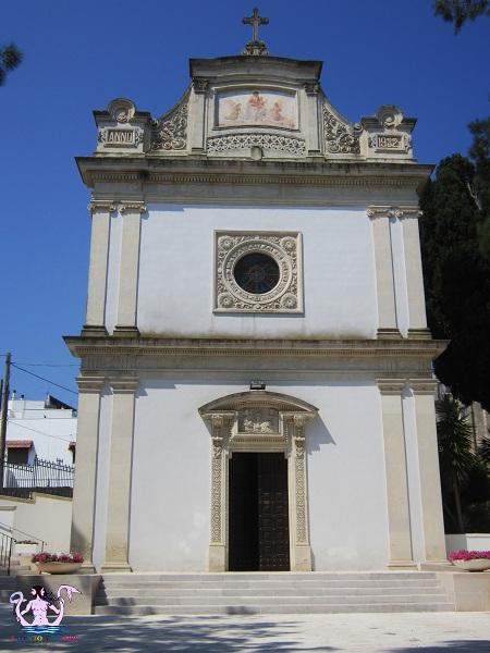 chiesa Madonna della Neve a Neviano