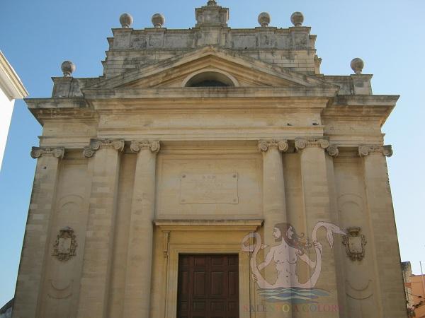 chiesa matrice di neviano