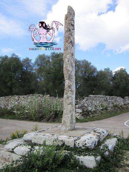 menhir croce di santantonio