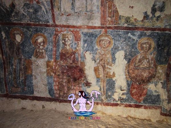 cripta di santa margherita a mottola