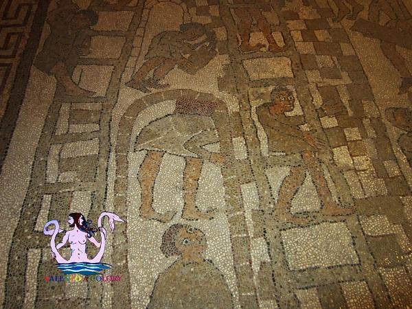 torre di babele, mosaico di otranto