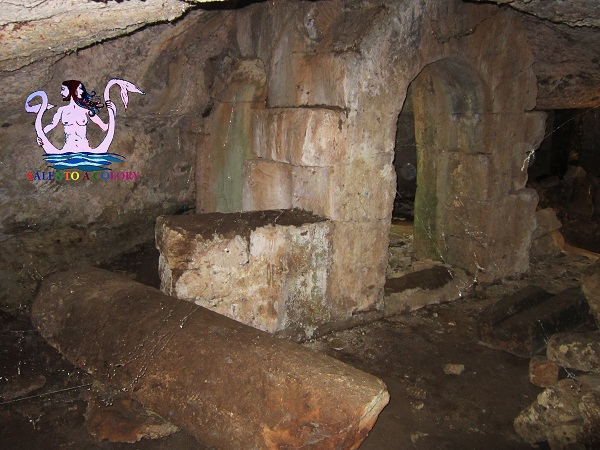 grotta dell'annunziata a erchie