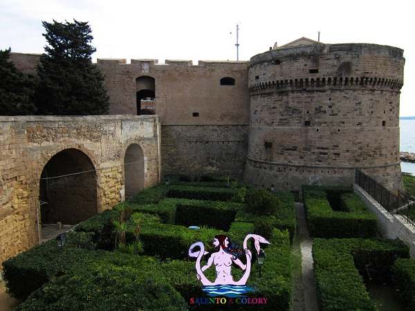 castello di taranto