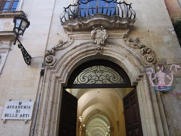 convento dei domenicani di porta rudiae a lecce