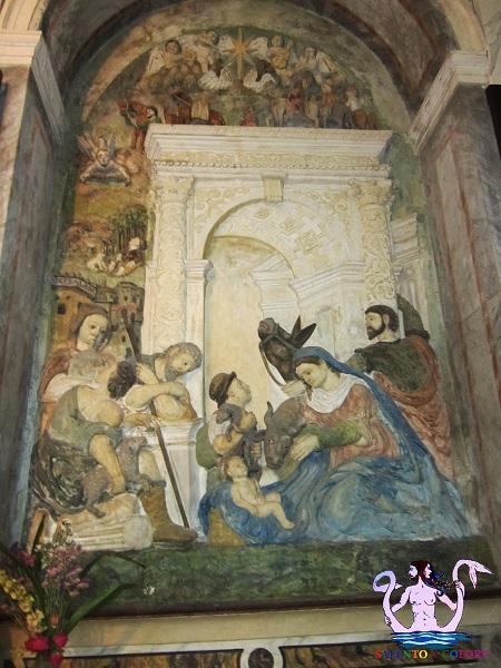 presepe artistico torre santa susanna