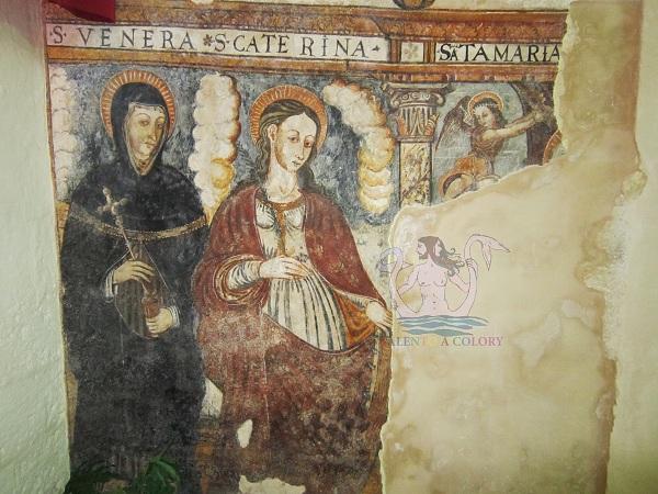 Madonna della Luce a Ugento