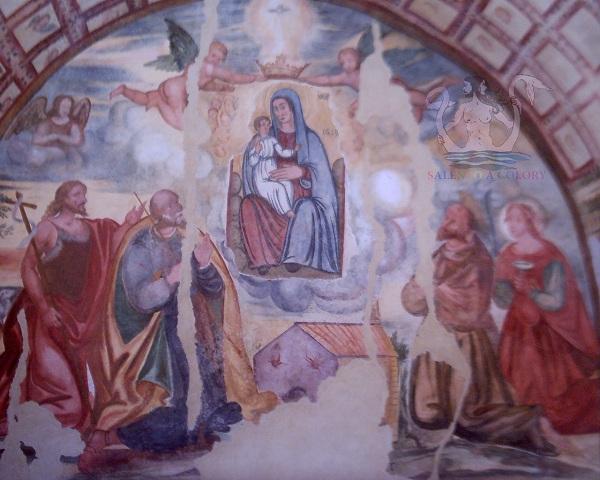 Madonna di Costantinopoli a Ugento