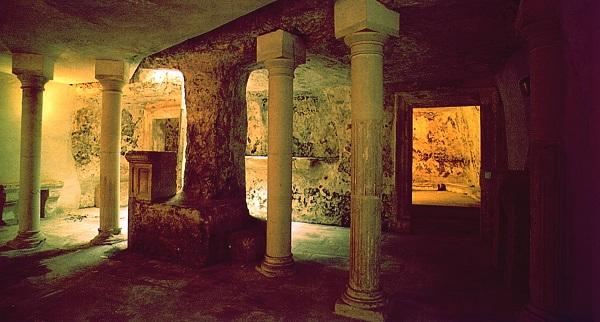 Cripta di Sant'Onofrio (Castrignano dei Greci).