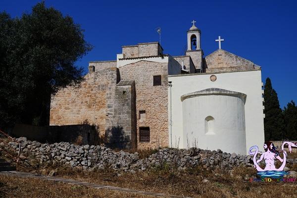 santuario della Madonna del Belvedere a Carovigno