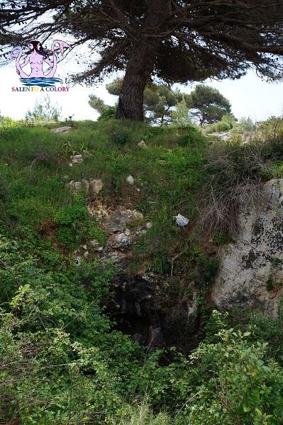 grotta delle fate a salve