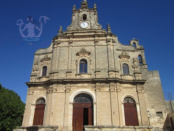 9 chiesa dello Sipirito Santo a francavilla fontana
