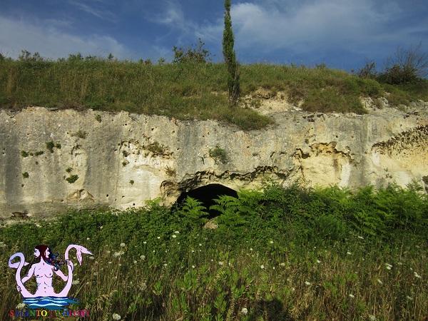 16 grotta del turco a otranto