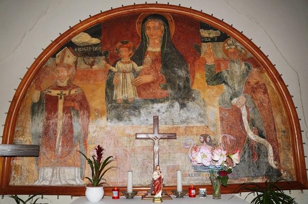 cappella Madonna di costantinopoli a calimera
