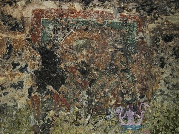 cripta di san nicola a borgagne