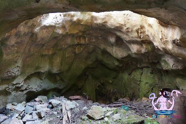 grotta di sant'eleuterio