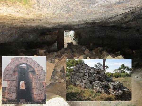 grotta dell'Annunziata ad erchie