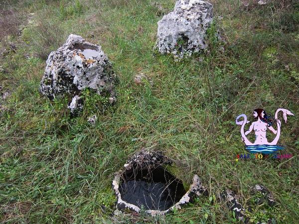 presso dolmen grotta