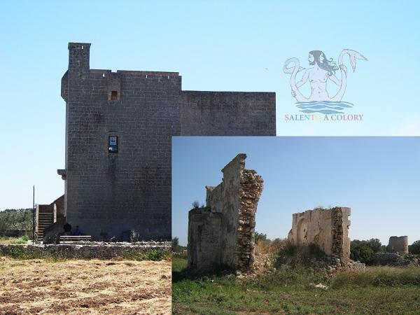 masserie fortificate del salento, rauccio