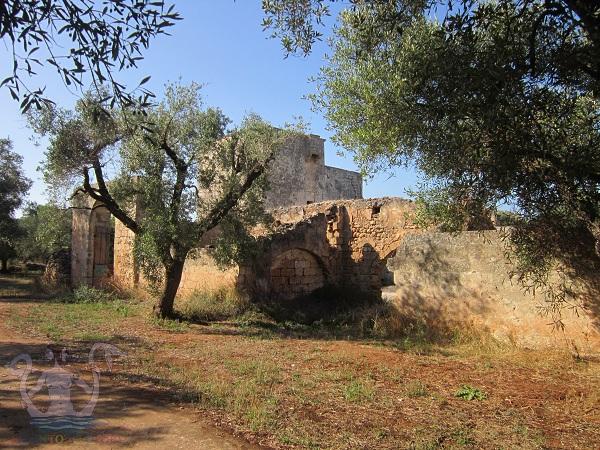 masserie fortificate del salento, barone vecchio