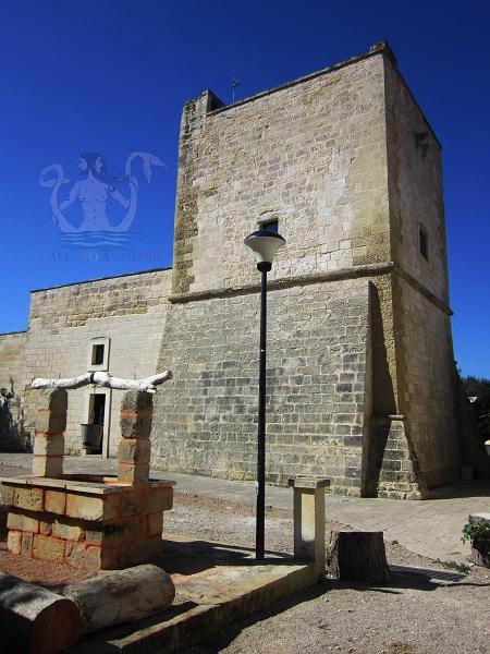 masserie fortificate del salento, masseria cesine