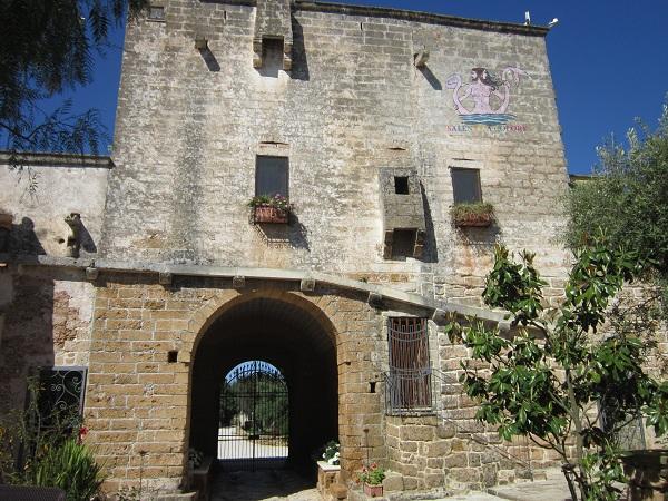 masserie fortificate del salento, monacelli