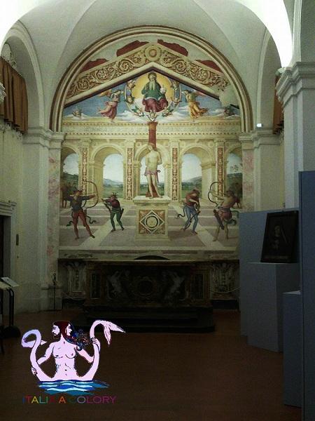 Viaggio in Italia PANICALE (PG)