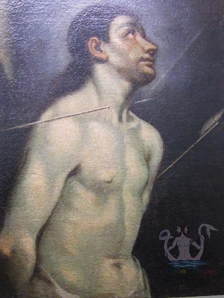 S.Sebastiano-ignotonapoletanoXVIIsec