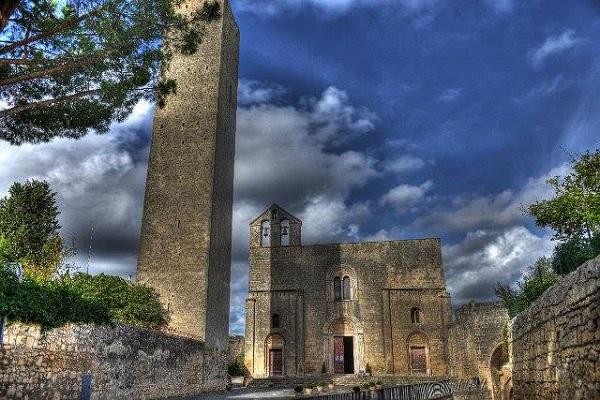 Viaggio in Italia Santa Maria in Castello