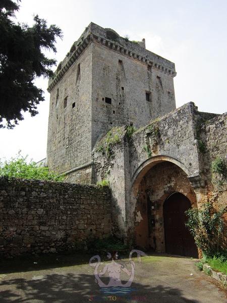 masserie fortificate del salento, barbarano