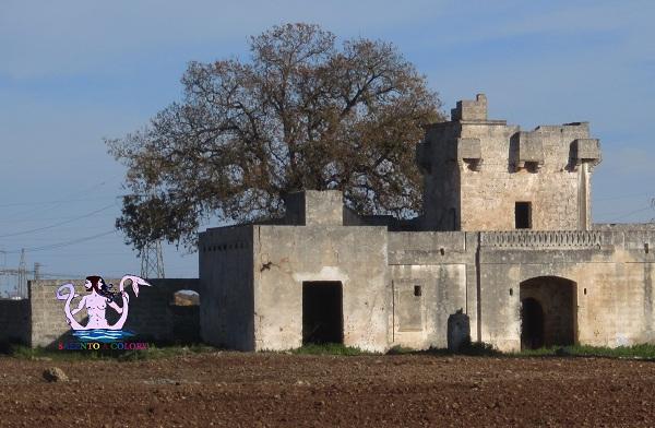 masserie fortificate del salento,