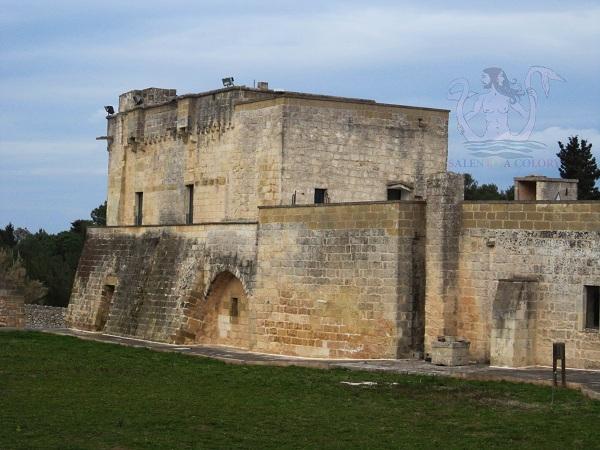 masserie fortificate del salento, torcito