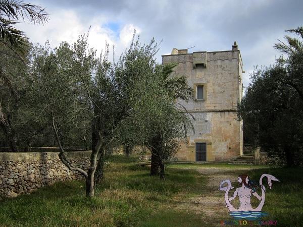 masserie fortificate del salento, cannole