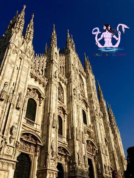 Viaggio in Italia duomo di milano
