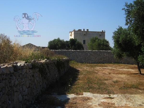 masserie fortificate del salento, masseria favarella
