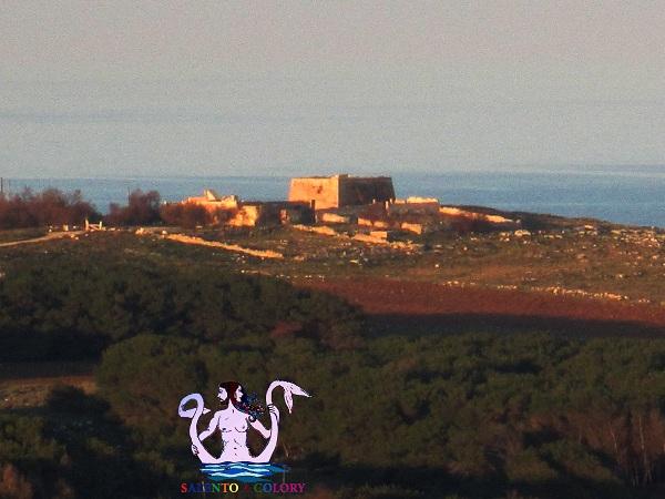 masserie fortificate del salento, le orte, otranto