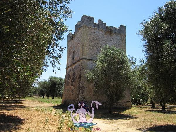 masserie fortificate del salento, torre lo muccio torchiarolo
