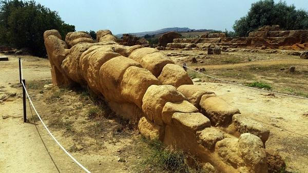 La Valle dei Templi ad Agrigento