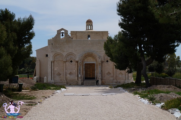 Gargano, Basilica di Santa Maria Maggiore a Siponto