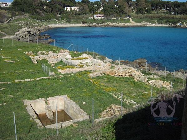 Ville Romane del Salento