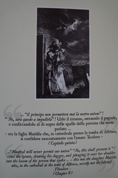 horace walpole, the castle of otranto